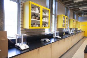 Selkirk College Chemistry Labs