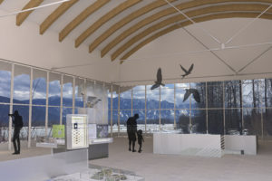Creston Valley Wildlife Management Area New Interpretive Centre