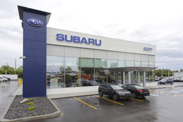Red Deer Subaru Dealership